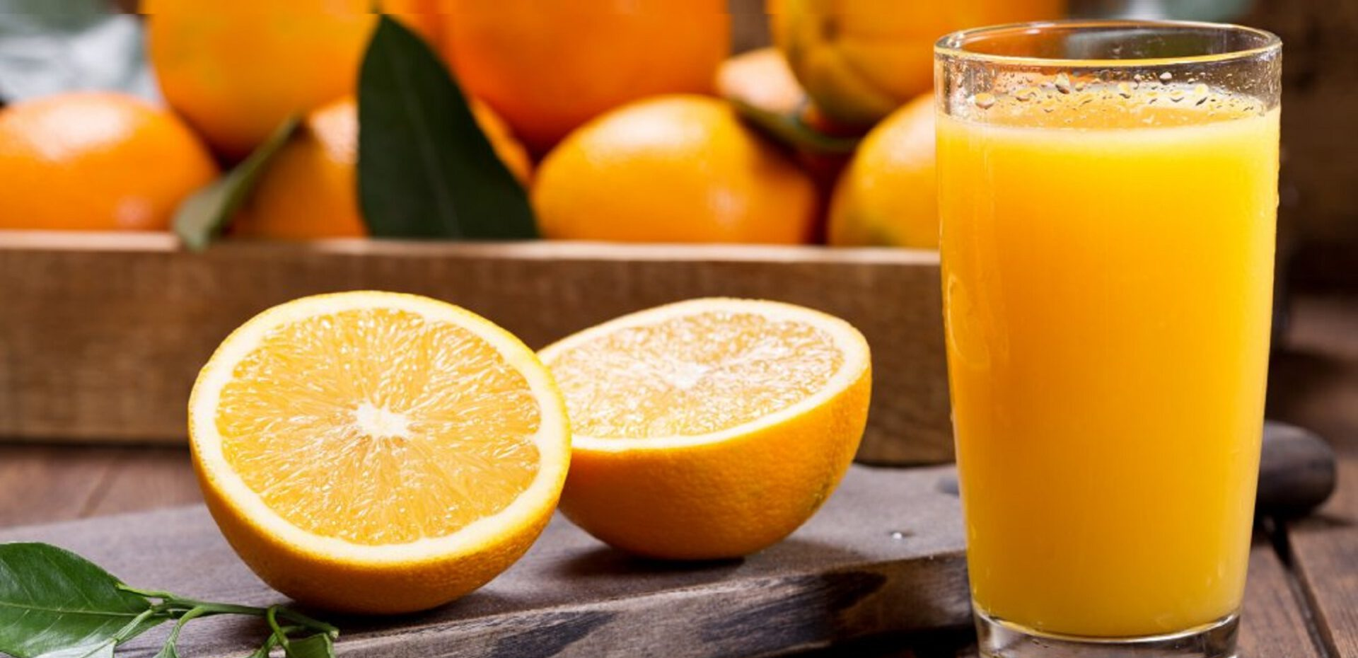 خواص شگفت انگیز آب پرتقال