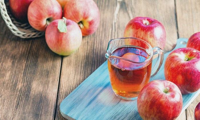 فواید نوشیدن سرکه سیب برای لاغری