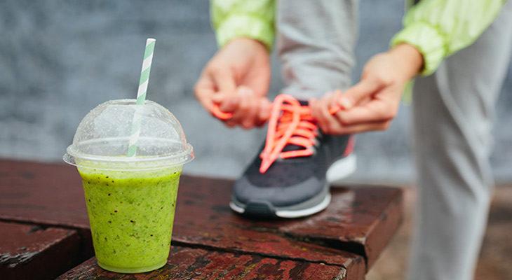 تغذیه مناسب برای قبل از دویدن