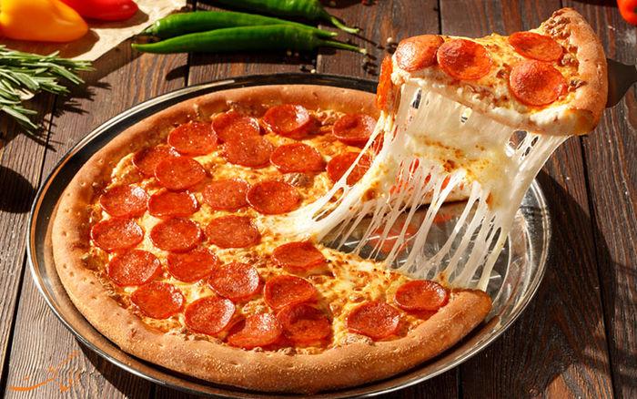 پیتزاخورها این نکات تغذیه ای را به خاطر بسپارند