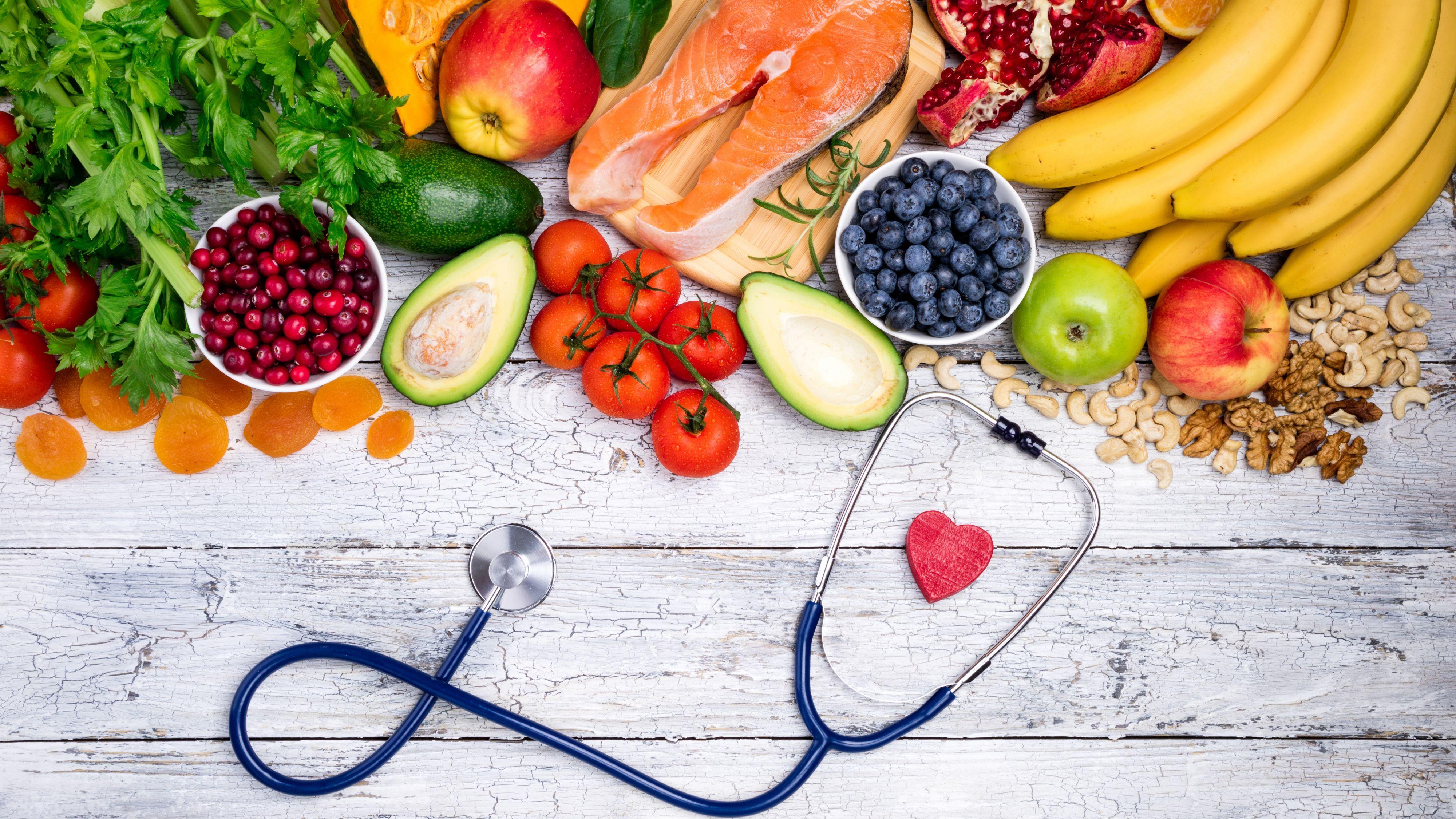با این رژیم غذایی استرس و آسیب قلبی را از خود دور کنید