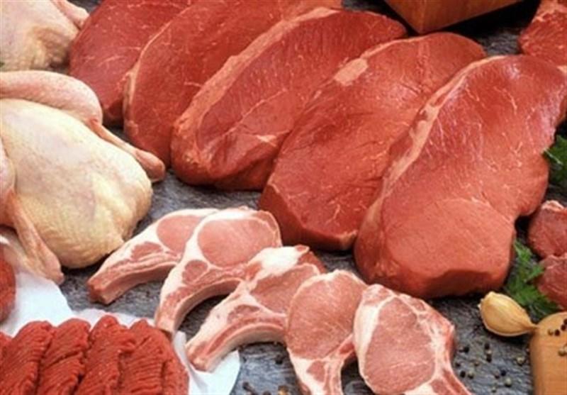 مصرف چه مقدار گوشت زیاد است؟