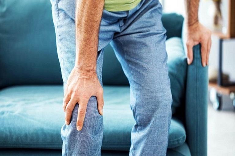 ۱۰ روش درمان خانگی زانودرد