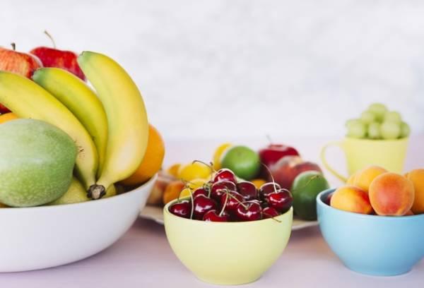 در طول روز چند واحد میوه باید مصرف کنیم؟