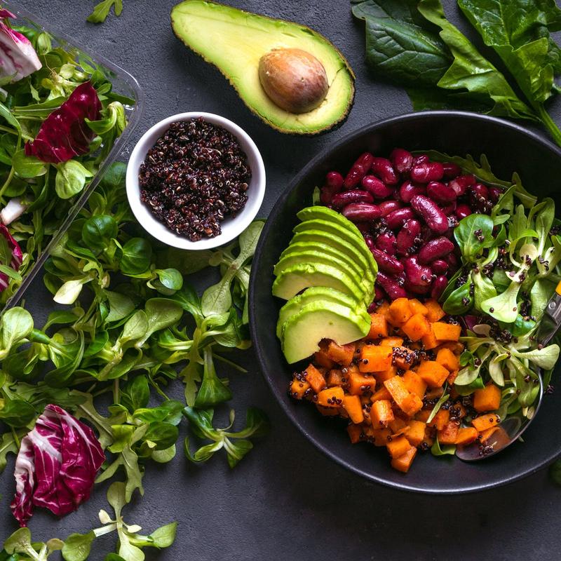 رژیم غذایی مناسب برای درمان کبد چرب