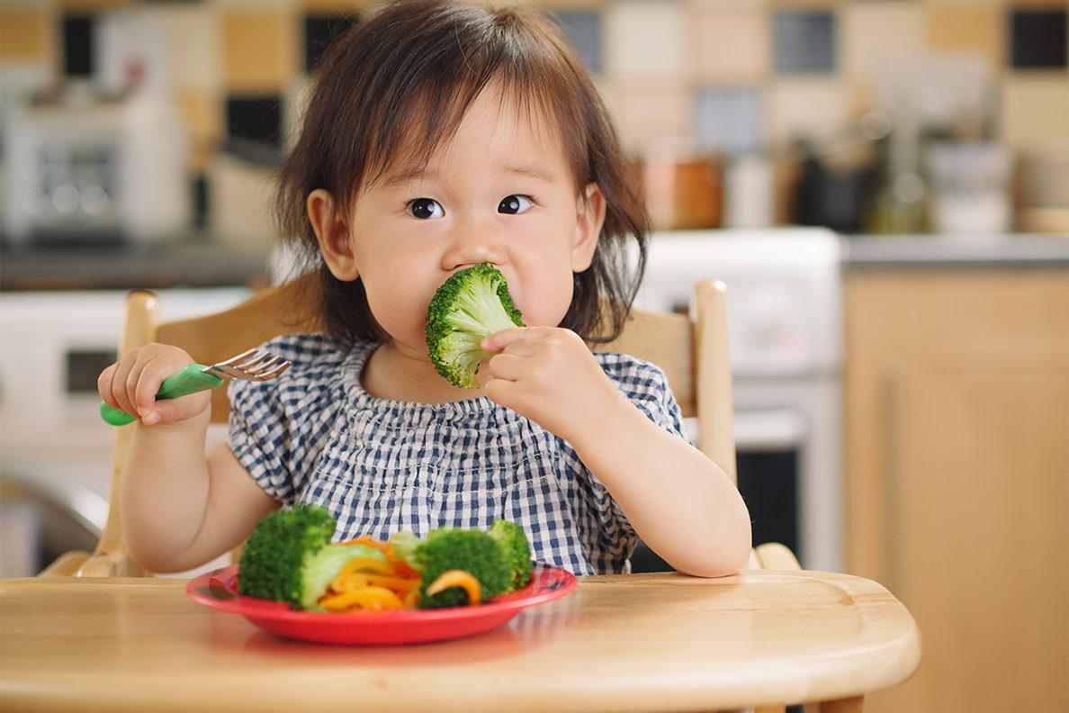 خوب و بد رژیم غذایی گیاهی برای کودکان