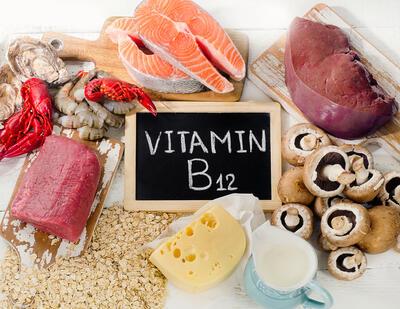 اگر این علامت را دارید مشکلتان کمبود ویتامین B12 است