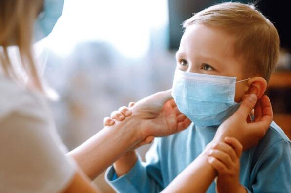 آیا کودکان بدون ماسک ایمن هستند؟