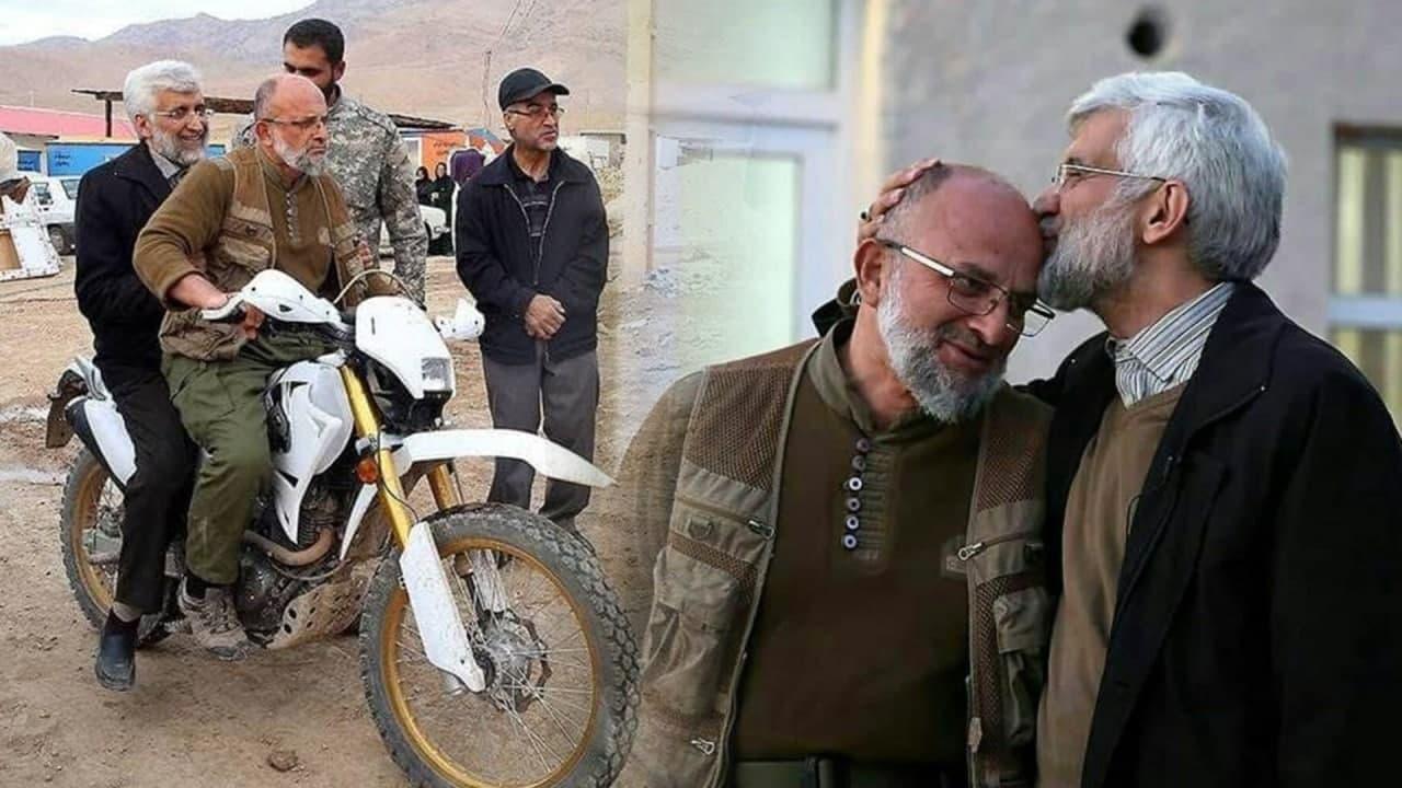 واکنش سعید جلیلی به یک عکس جنجالی + عکس