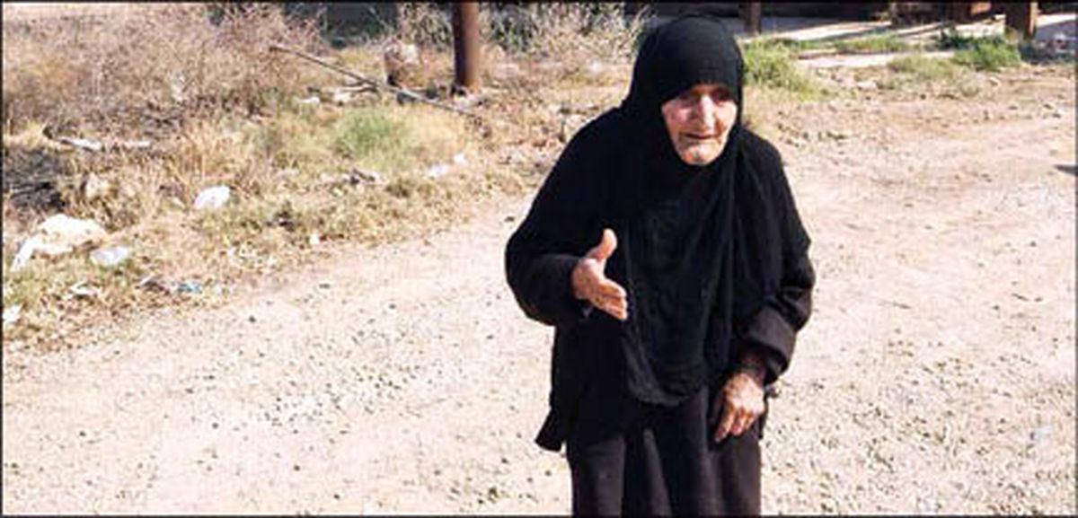 این شیر زن برای ایران مقدسه! + عکس