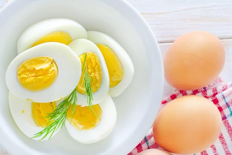 در هفته چند عدد تخم مرغ می توان استفاده کرد؟