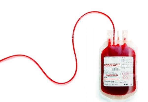 یک واحد خون جان چند نفر را نجات می دهد؟