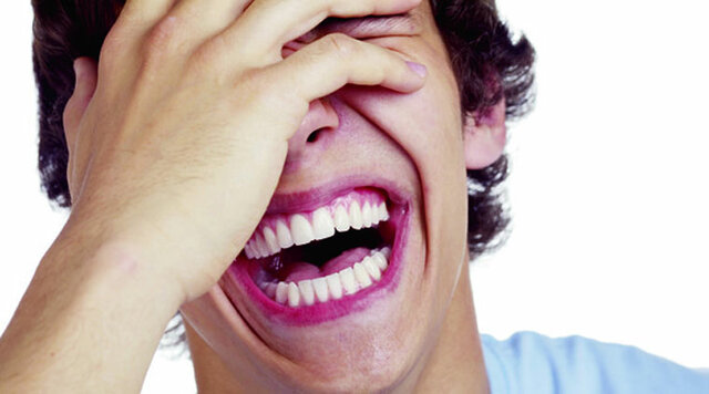 درمان افسردگی با گاز خنده