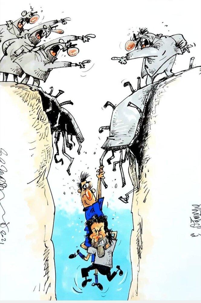 استقلال را دارند نابود میکنند + عکس