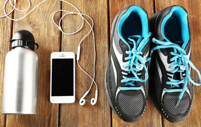 ورزشکاران موقع ورزش موسیقی گوش کنند+ علت