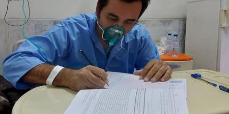 برگزاری کنکور داوطلبان کرونایی تهران، در بیمارستان طالقانی ! + عکس