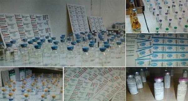قاچاقچیان واکسن کرونا دستگیر شدند
