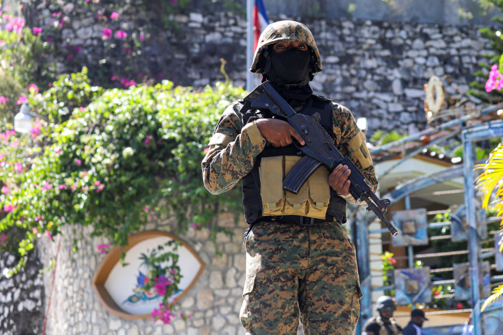 اوضاع در هائیتی پس از قتل رئیس جمهور + عکس