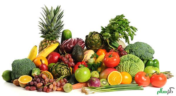کدام موادغذایی برای تابستان و گرما مناسب است؟