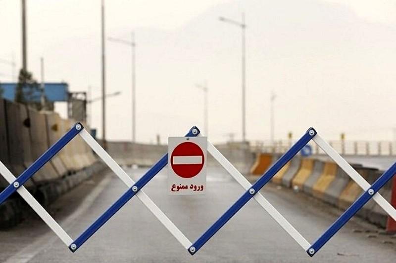 ورود خودروهای با پلاک غیربومی به این شهرستان ممنوع شد