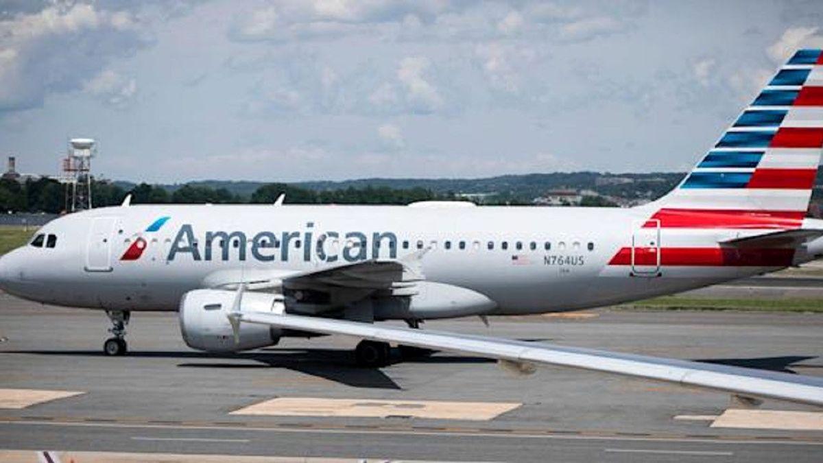 اقدام عجیب مسافر پس از شنیدن لغو پرواز هواپیما! + عکس