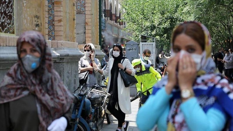 آخرین رنگ بندی کرونایی ایران