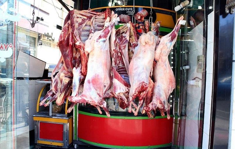 ۱۳ تُن گوشت ذبح شده غیرمجاز در کرمانشاه جمعآوری شده است