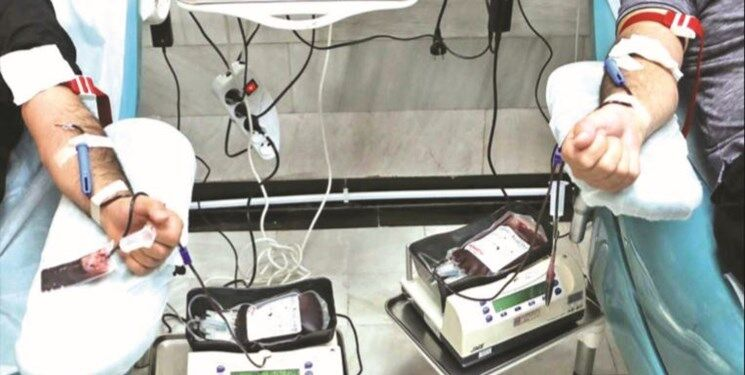 اهدا خون، ایمنی ایجاد شده توسط واکسن کرونا را کاهش می دهد؟