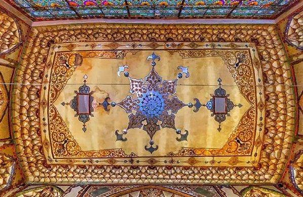خانه ای تاریخی از دوره صفویه + عکس