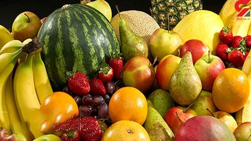 این علائم هشدارمیدهد شما بیش از نیاز میوه مصرف کرده اید