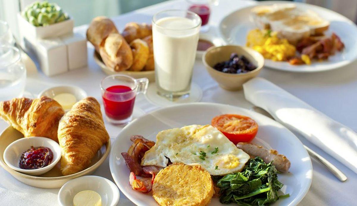 خوراکی های ممنوعه برای صرف صبحانه+ اینفوگرافیک