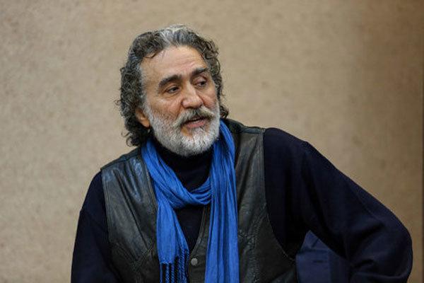 ژست مافیایی رضا توکلی در شب های مافیا + عکس