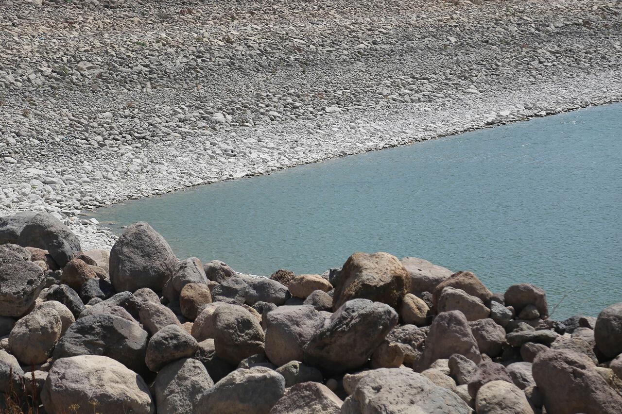 سد یامچی و تصفیه خانه آب شرب اردبیل+ عکس