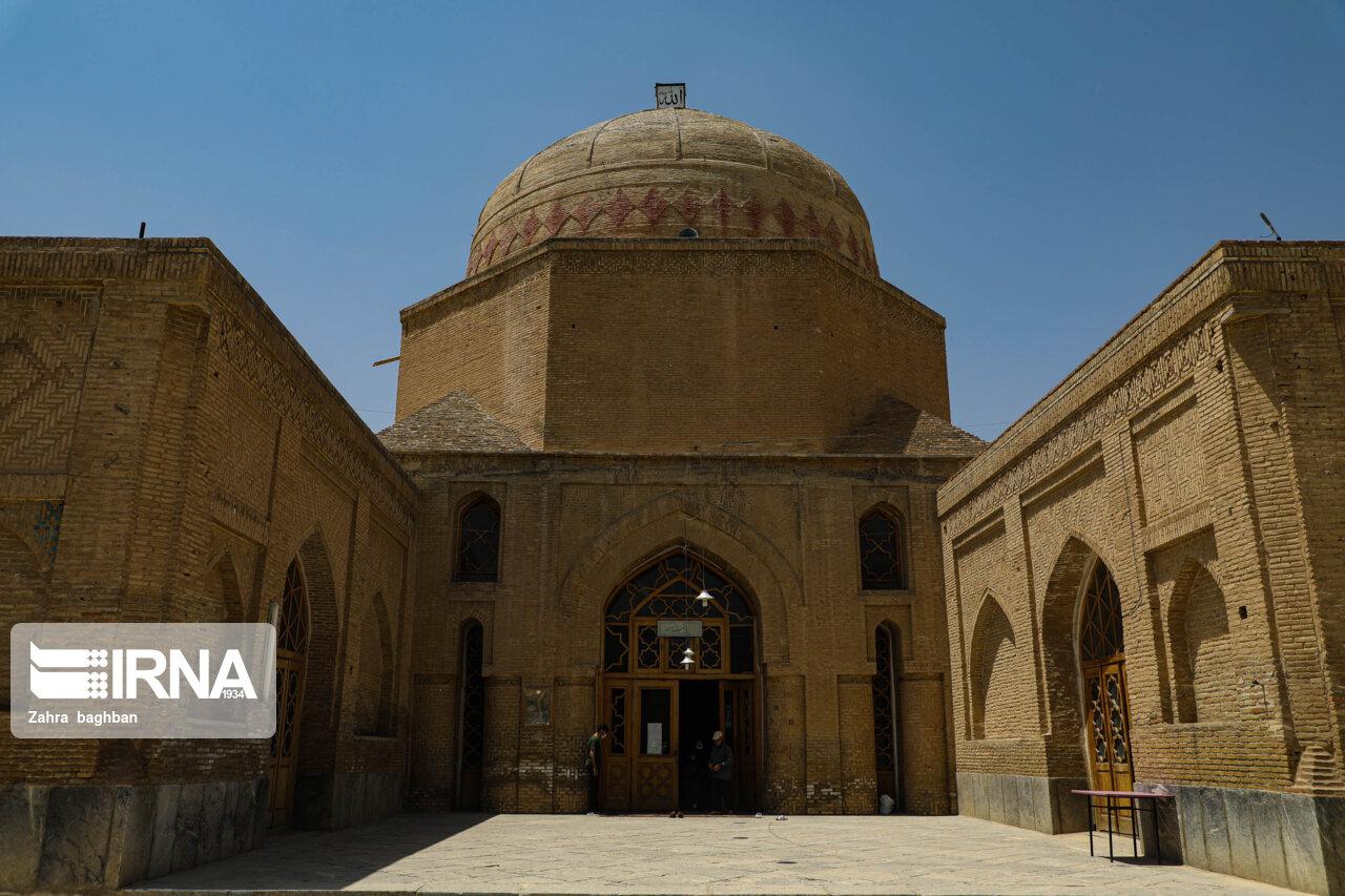 مسجدجامع گلپایگان+ عکس