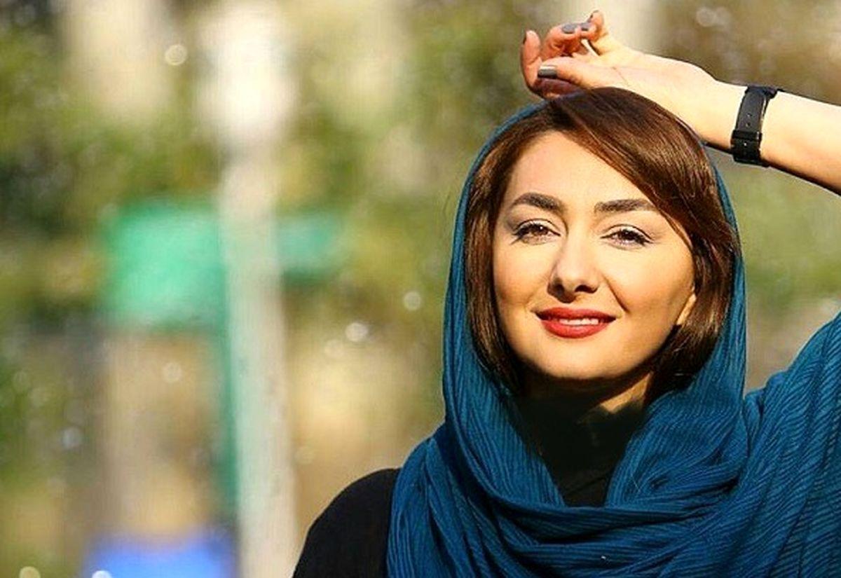 احوالات هانیه توسلی در این روزها + عکس