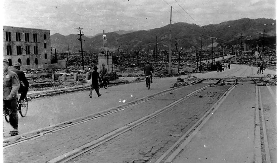 بازسازی باورنکردنی هیروشیما پس از بمباران هسته ای! + عکس
