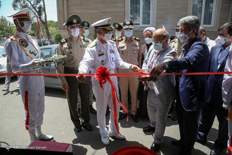 هشتاد و یکمین مرکز تجمیعی واکسیناسیون در منطقه ۶ تهران افتتاح شد