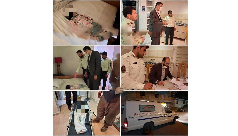 پیدا شدن جسد نوزاد 2 ماهه در ویلای فریدونکنار + عکس