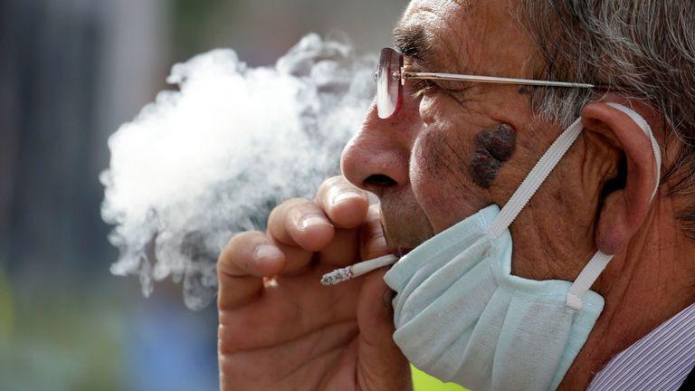 این بیماری در کمین سیگاری ها