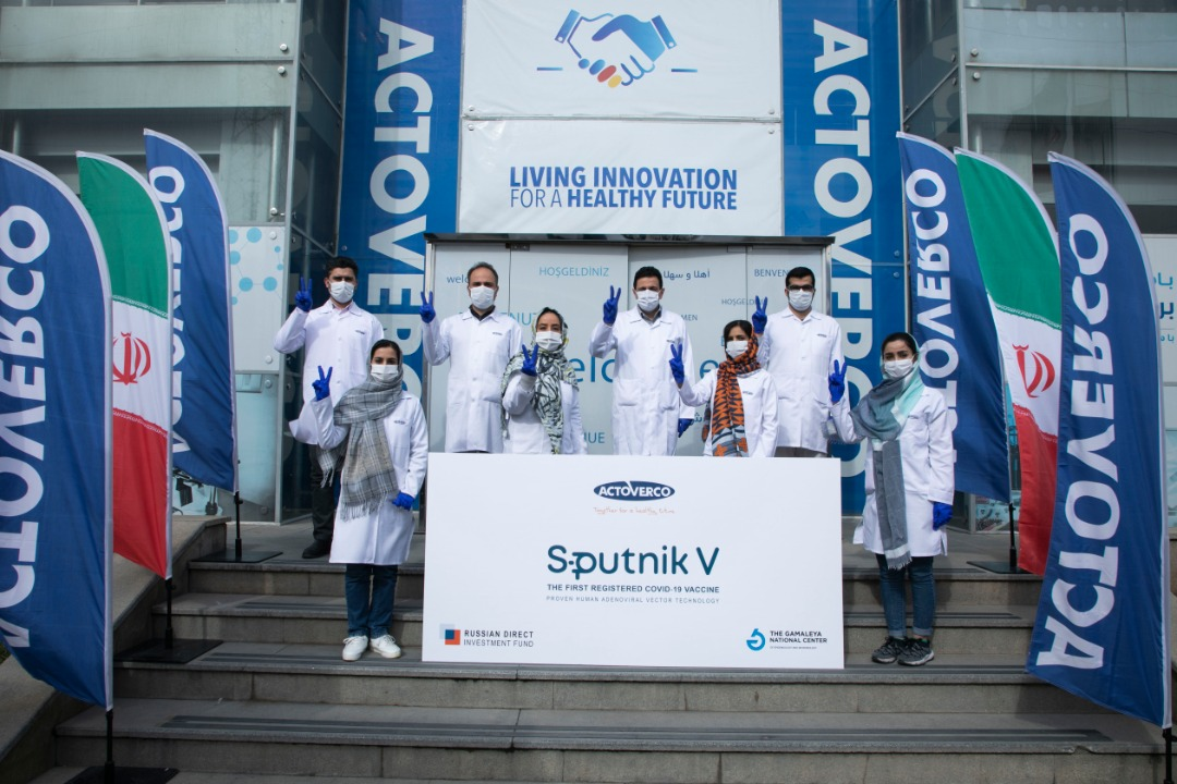 واکسن اسپوتنیک ایرانی در راه است