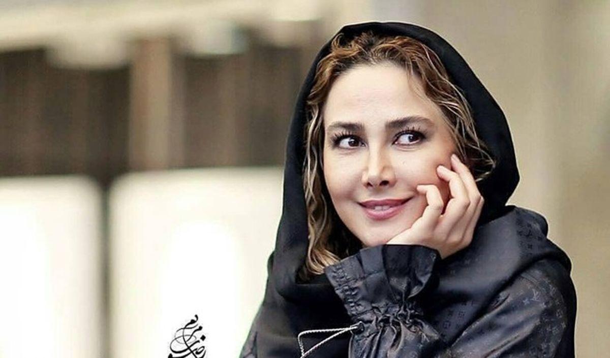چهره آنا نعمتی بدون گریم! + عکس
