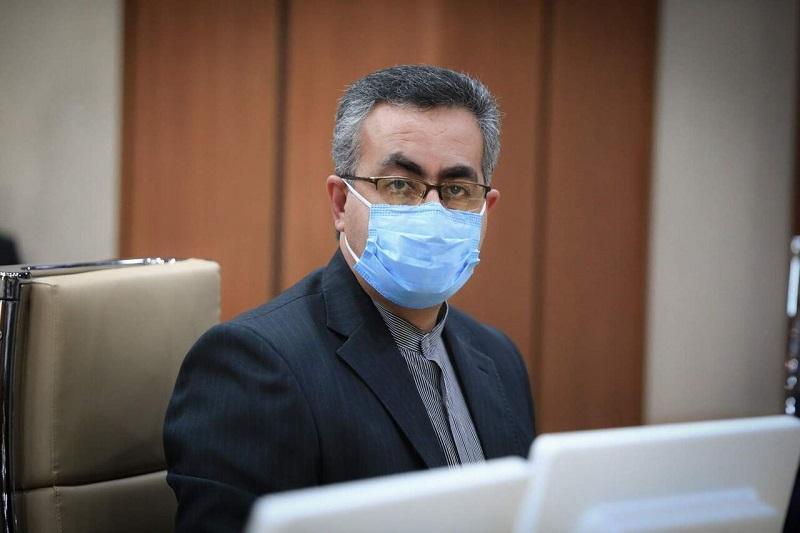 جهانپور اظهارات نماینده زاهدان در مورد  آمار فوتیها را نادرست خواند