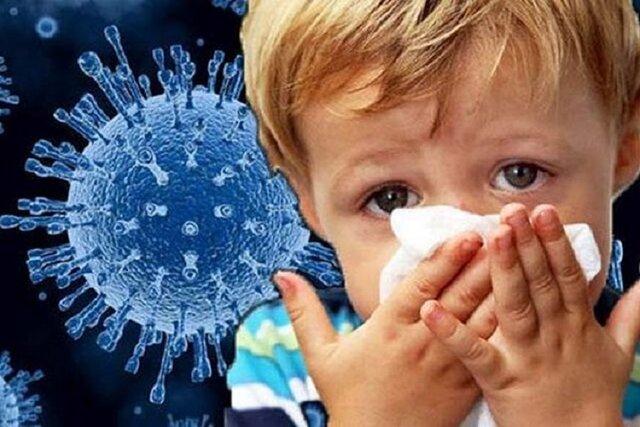 هر درجه ای از کرونا در کودکان آنتی بادی قوی ایجاد می کند
