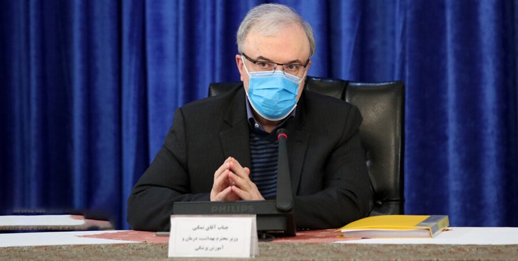 وزیر بهداشت دستور داد: واکسیناسیون افراد بالای 48 سال در این استان ها