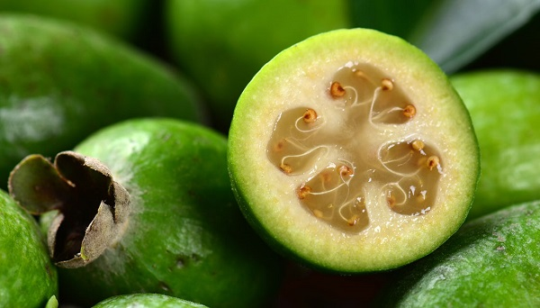 فیجوا؛ انبار ویتامین ث