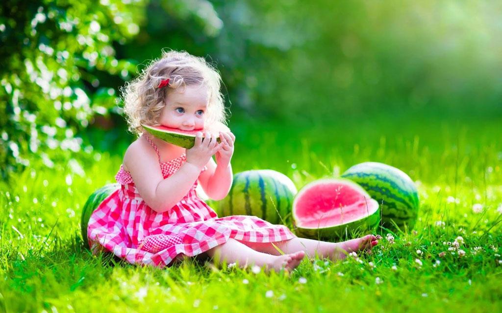 خواص هندوانه برای کودکان
