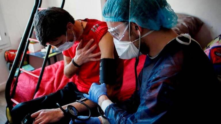 کرونای لامبدا در این استان107 نفر را به ICU فرستاد