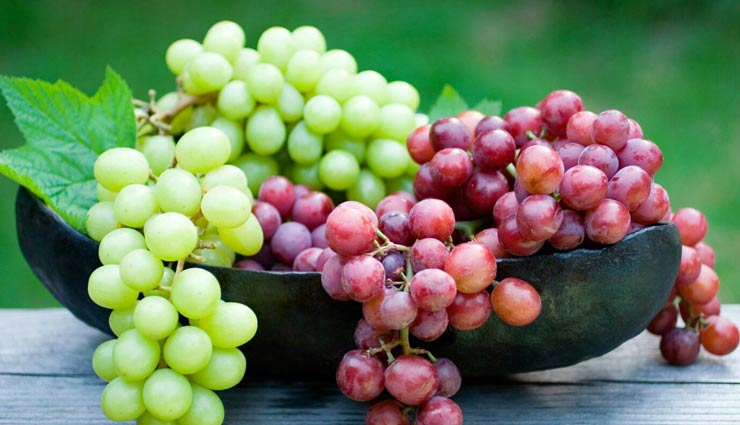 8 خاصیت انگور برای سلامتی که لزوم مصرف آن را گوشزد می کند