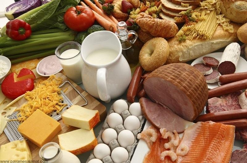 این ویتامینهای طبیعی  باعث چربی سوزی و تقویت ماهیچه میشود