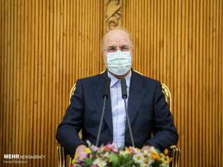 بدرقه رسمی قالیباف در سفر به سوریه+ عکس